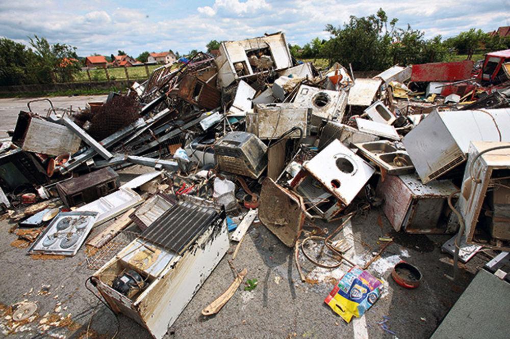 U Srbiji 5.000 divljih otpada
