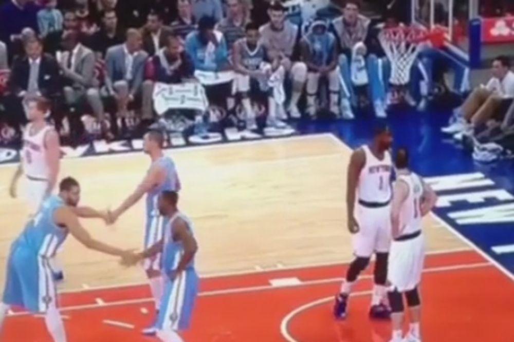 (VIDEO) DOKAZAO SE: Mekgi potvrdio da je najkomičniji košarkaš u NBA ligi
