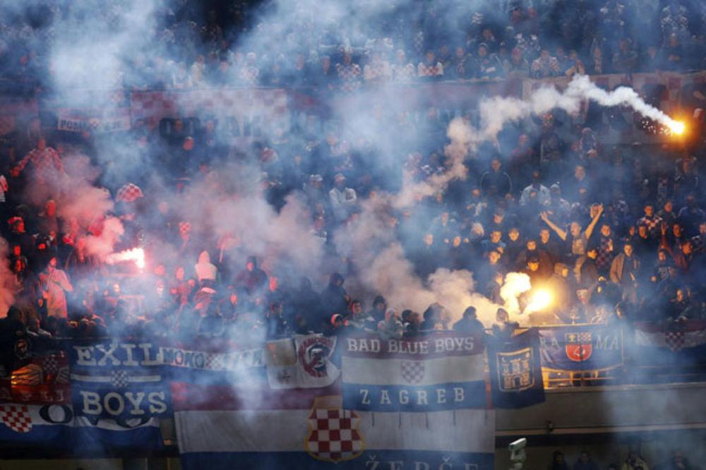 GEOGRAFIJA IM NE IDE NAJBOLJE: Englezi tvrde da je hrvatski Dinamo iz Beograda