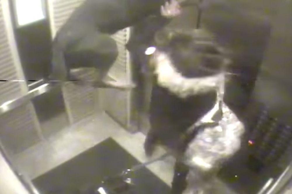 BORBA ZA ŽIVOT: Ušla je normalno sa psima u lift, ali usledio je horor! (VIDEO)