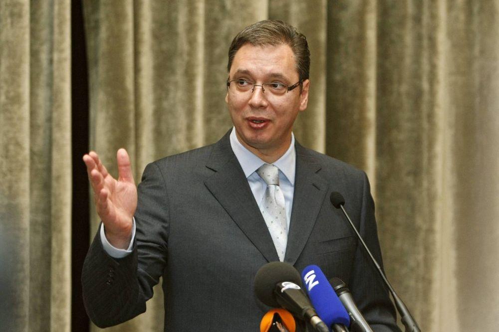 Vučić: Prvo dogovor, onda zakon o poreklu imovine