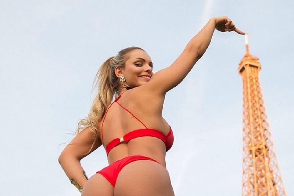 (VIDEO) IZABRANA NOVA MIS BUM BUM: Ovo je najlepša guza Brazila!
