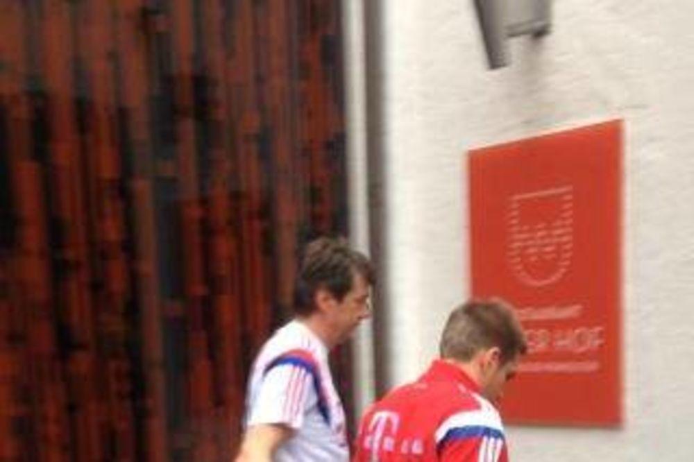 TEŽAK UDARAC ZA BAJERN: Filip Lam na treningu zadobio prelom skočnog zgloba