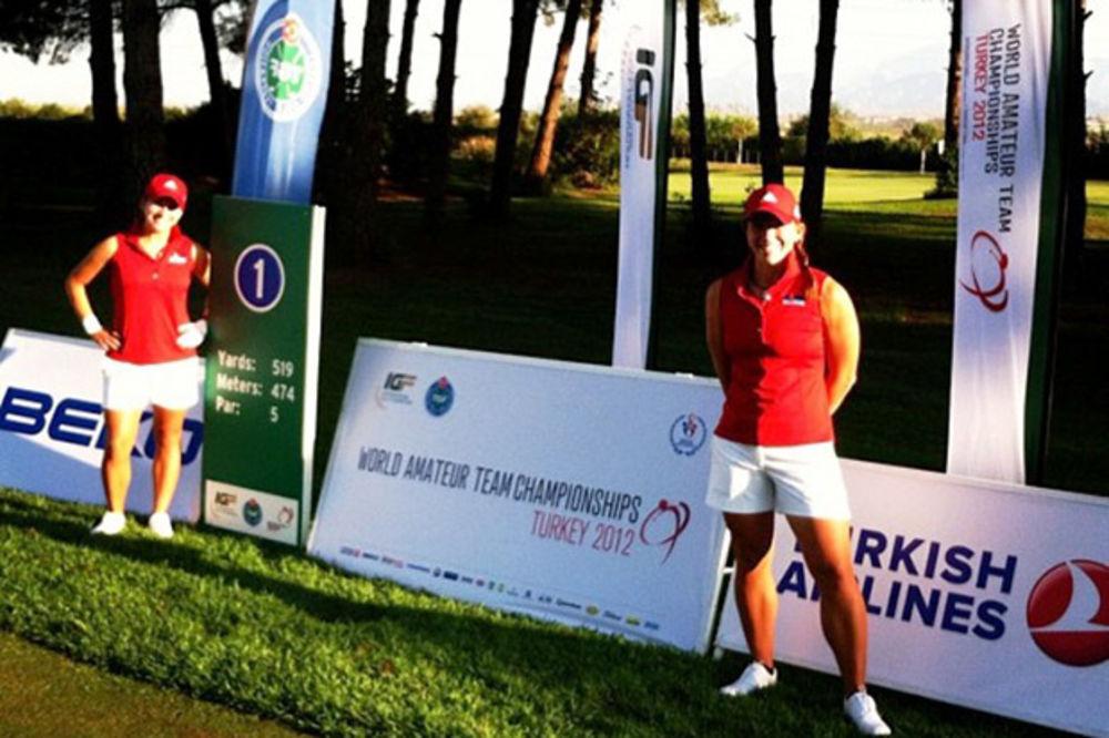 IGRA ZA ULAZAK ZA LPGA: Milena Savić na pragu golferske profi elite