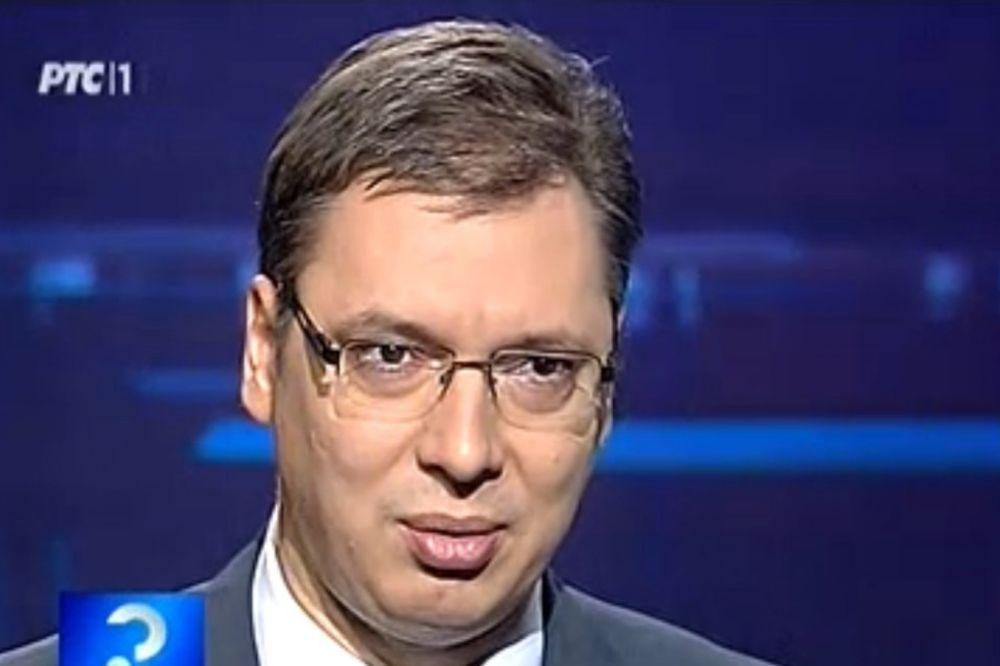 Vučić: Na korak od rešenja za Srbiju, nema više smanjenja plata
