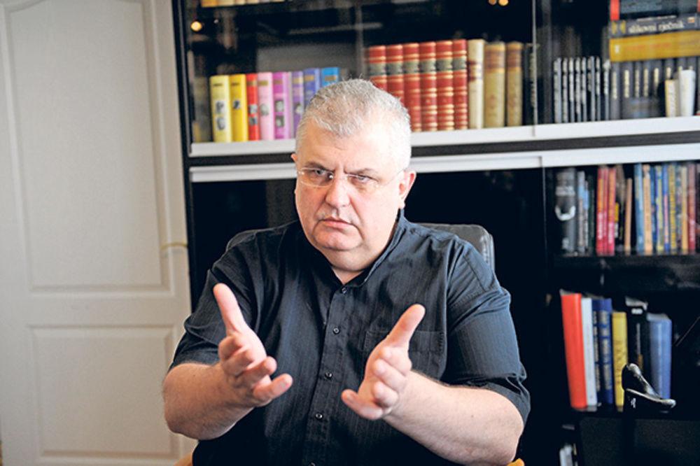 ČANAK: Srbija treba da odustane od ruske vojne baze u Nišu
