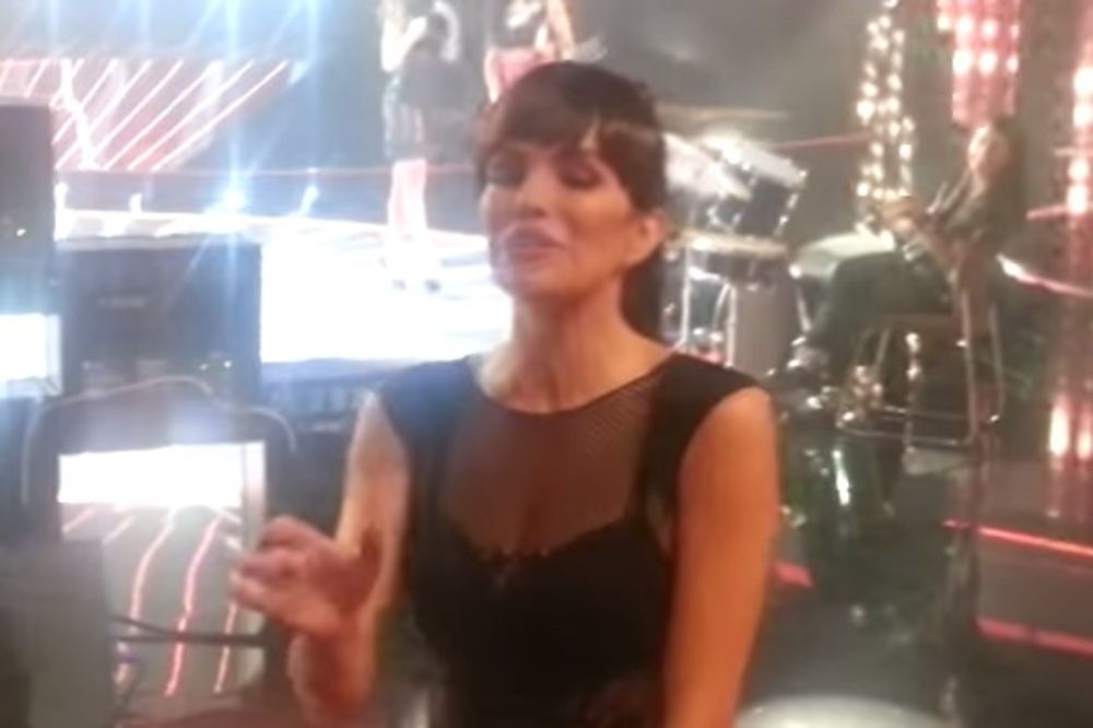 (VIDEO) SEVERINA FOLKERKA: Kome Seve peva Tara njemu odgovara, ne vraća se ljubav stara