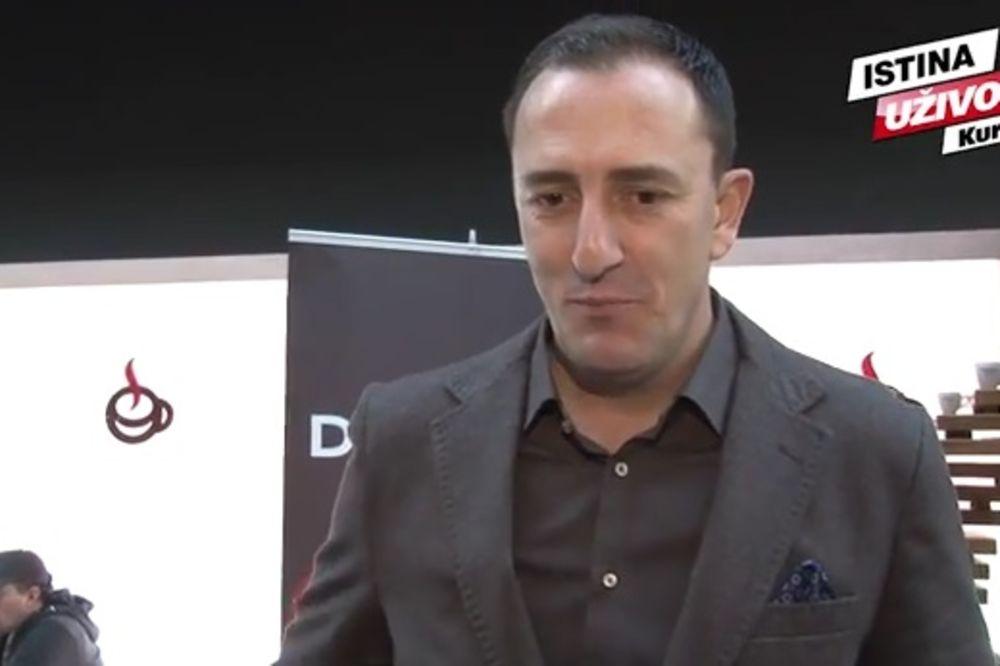 (VIDEO) Sergej Ćetković: Samo da me ne svuku na koncertu!