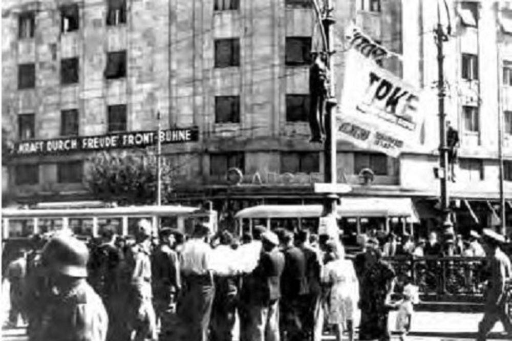 DA SE NIKAD NE ZABORAVI: Danas obeležavanje 75. godišnjice zločina na Terazijama
