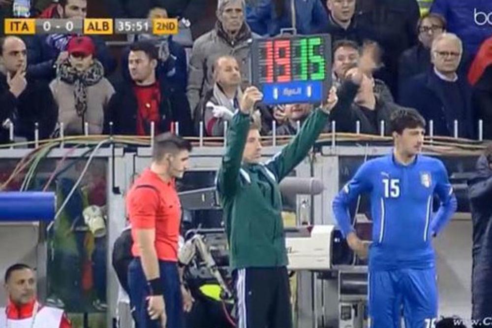 (VIDEO) ISPUNIO SAN: Aćerbi dva puta pobedio rak, a onda debitovao za Italiju