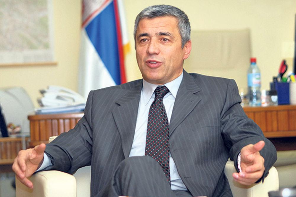 OLIVER IVANOVIĆ ZA KURIR: Opet bih zaštitio Albanca!