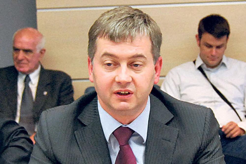 DUŽAN MILIJARDU: Tužilaštvo optužilo Perčevića pa ga pustilo na slobodu