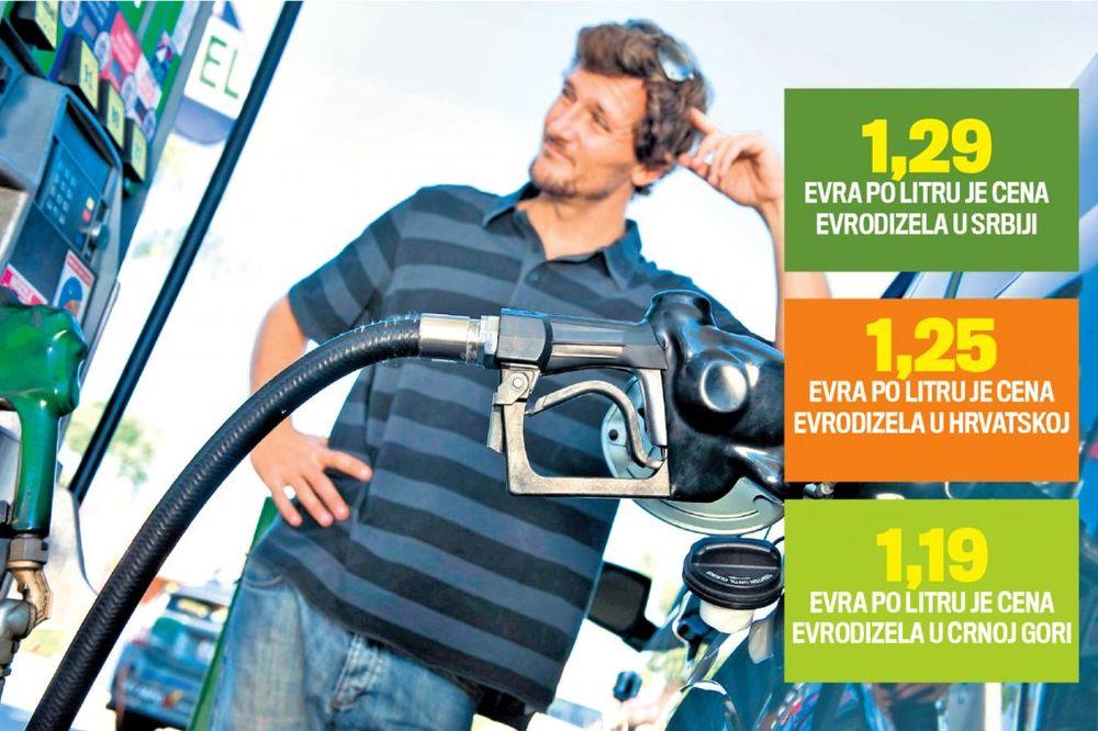 DRSKO: Zbog jeftinije nafte odrali vozače za 50 miliona dolara?