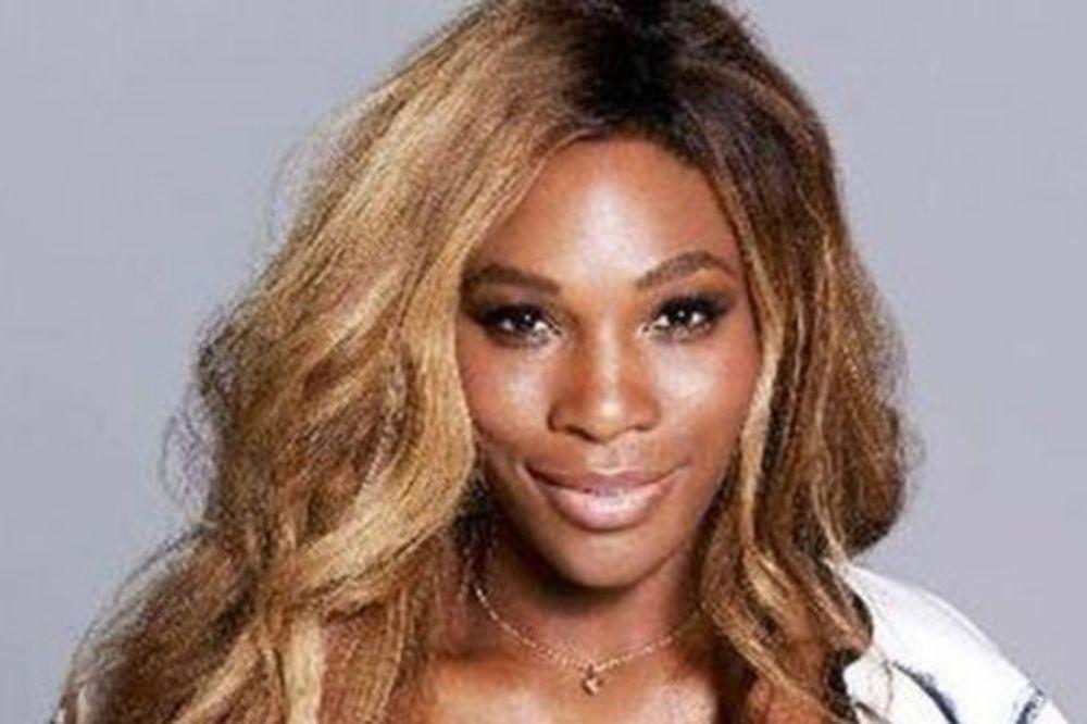 VRUĆE: Serena Vilijams u brusu!