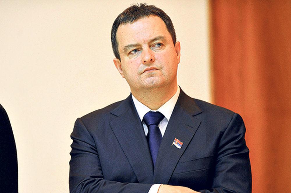 DAČIĆ U MOSKVI: Srbija namerava sa Moskvom da priča o Južnom toku
