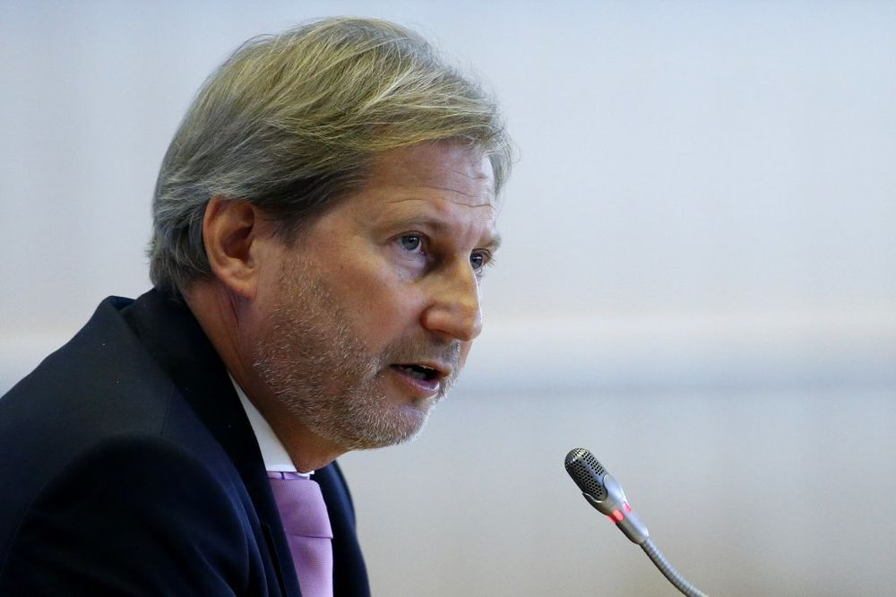 Han: Srbija sama odlučuje kako će usklađivati spoljnu politiku sa EU