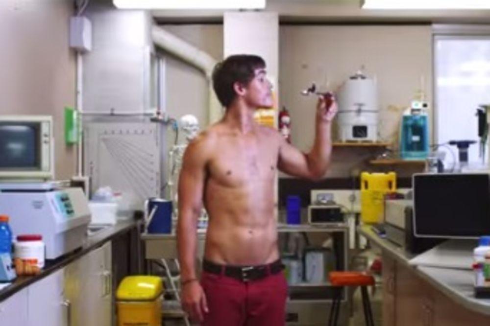 (VIDEO) 60 dana jeo samo zdravu hranu i evo što mu se dogodilo!