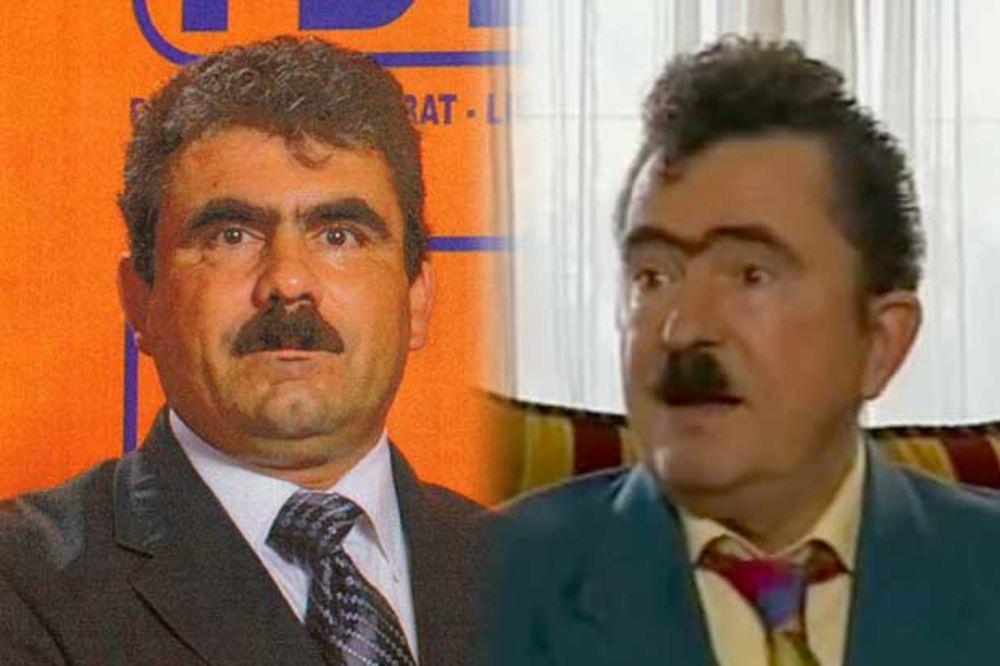 (FOTO) KOD NAS SAMO NA FILMU: Šojić se u Rumuniji dočepao vlasti!