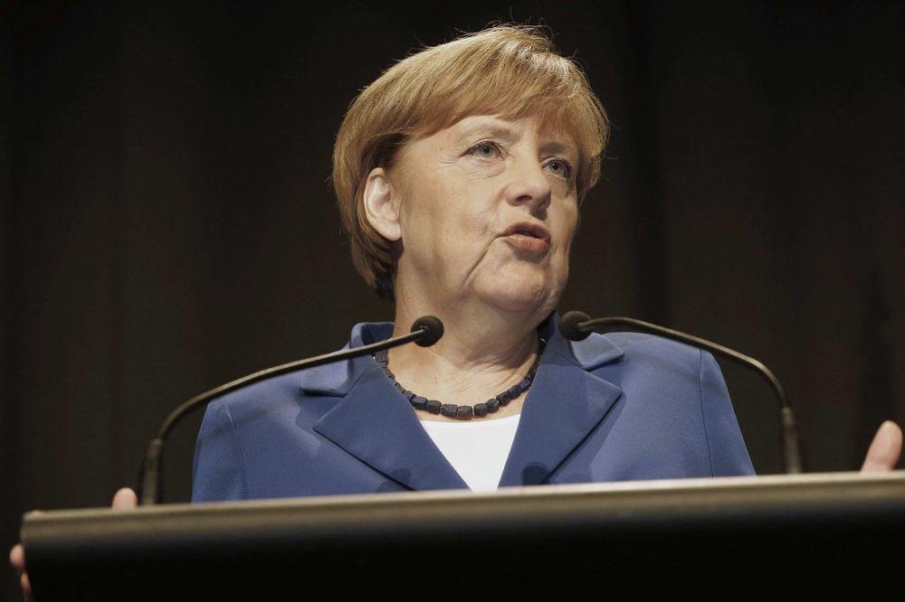 MERKELOVA: Evropska bezbednost mora da se gradi sa Rusijom, a ne protiv nje