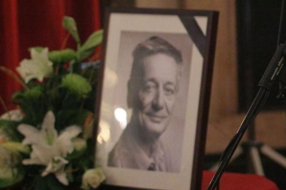 SAHRANJEN JOVAN ĆIRILOV: Srbija se oprostila od velikog umetnika!