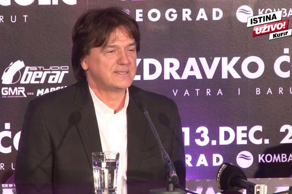 Zdravko Čolić: Neke poklone obožavateljki nisam smeo da odnesem kući!