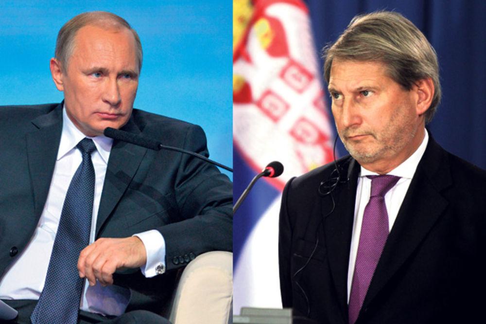 PREPUCAVANJE: Rusija i Kina preko Srbije ratuju sa Evropom!