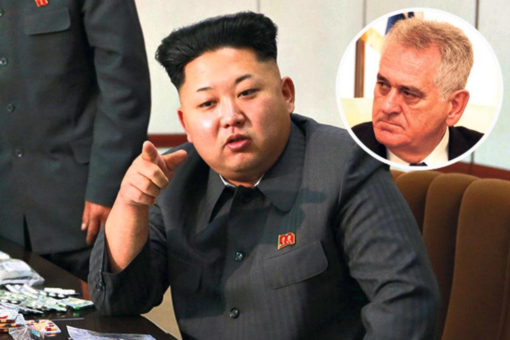 HIT: Tomo, pozdravlja te Kim Džong Un