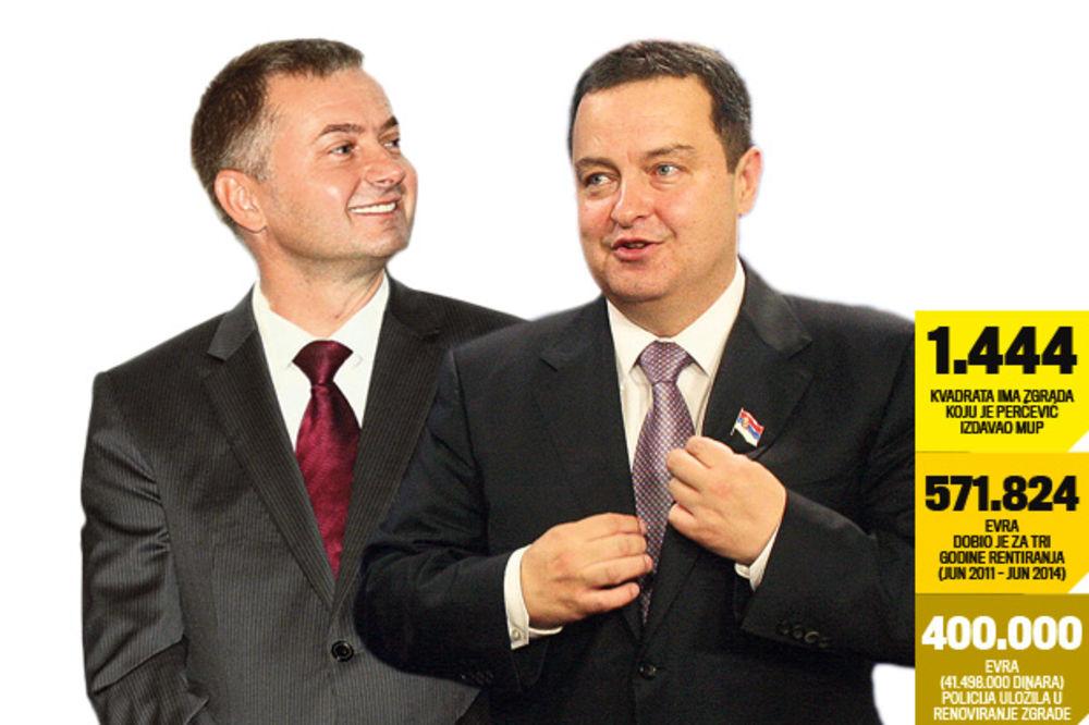 DOBITNA KOMBINACIJA: Dačić Perčeviću poklonio milion evra!