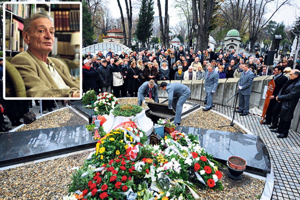 Jovan Ćirilov ispraćen uz stihove Moj kapetane