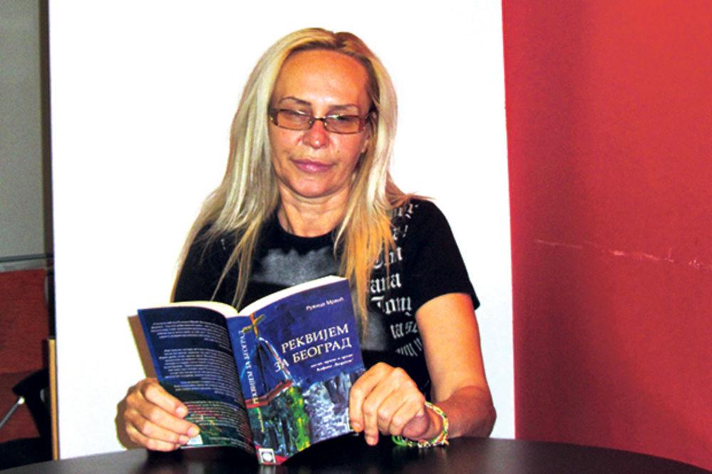 Književnica Ružica Mrvić: Žal za lepotama grada koji nestaje