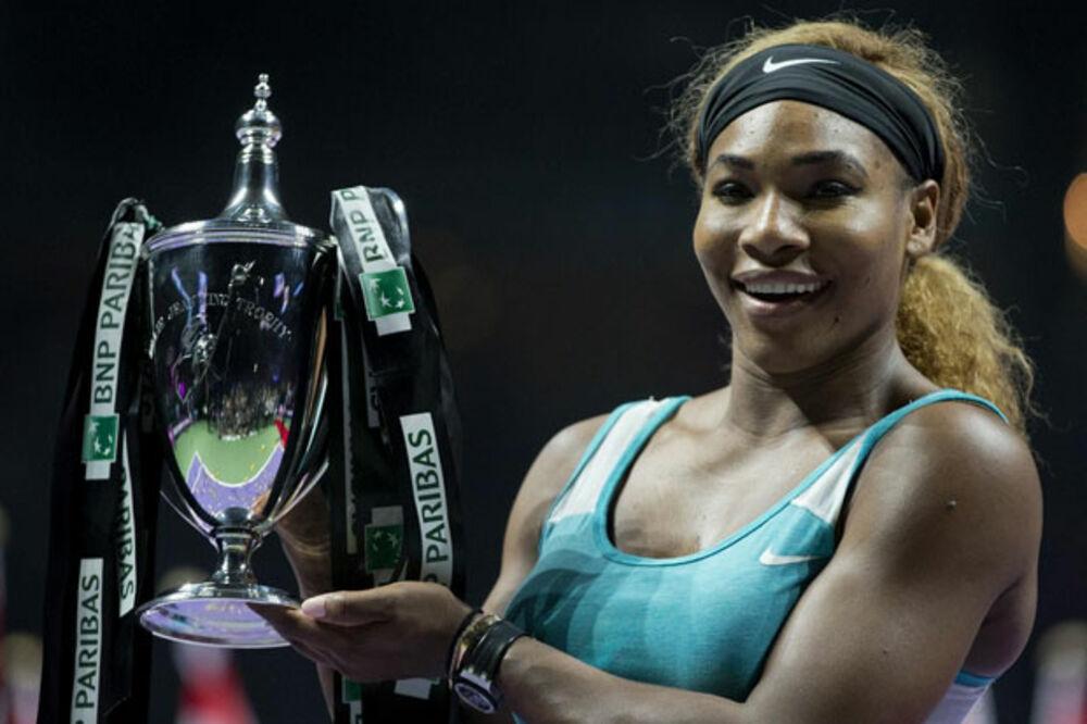 BLOG UŽIVO: Serena Vilijams najbolja teniserka u 2014. godini