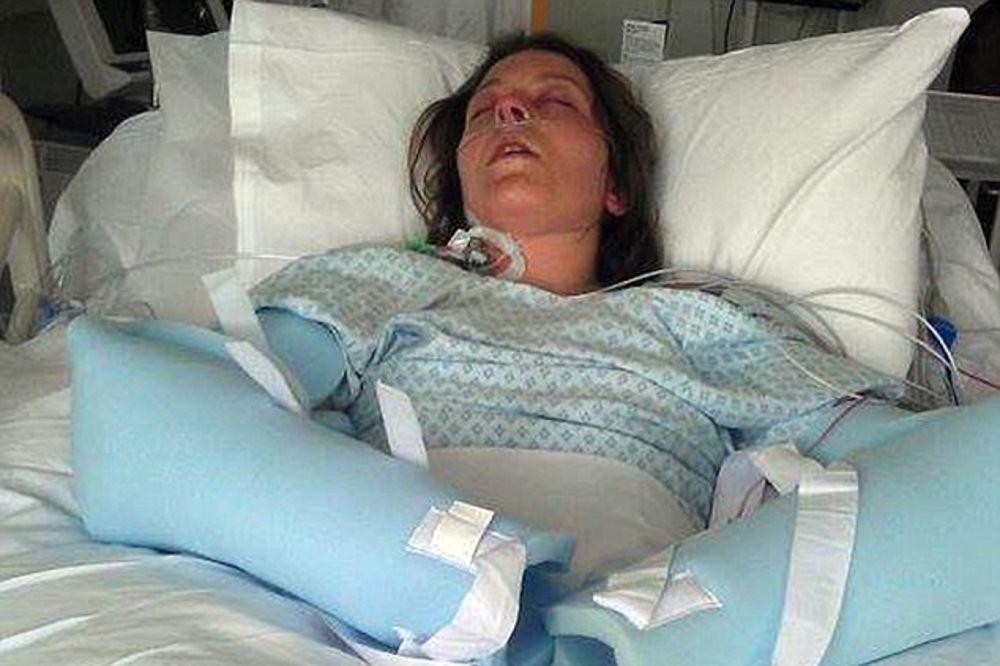 ZBOG TAMPONA U KOMI: Izgubila pamćenje, kosu i nokte, a onda su počeli da joj otkazuju i organi