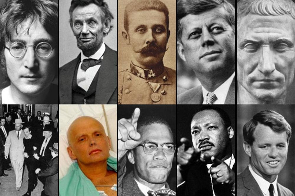 10 NAJPOZNATIJIH ATENTATA U ISTORIJI: Predsednici su streljani, prave ubice nikad nisu pronađene!