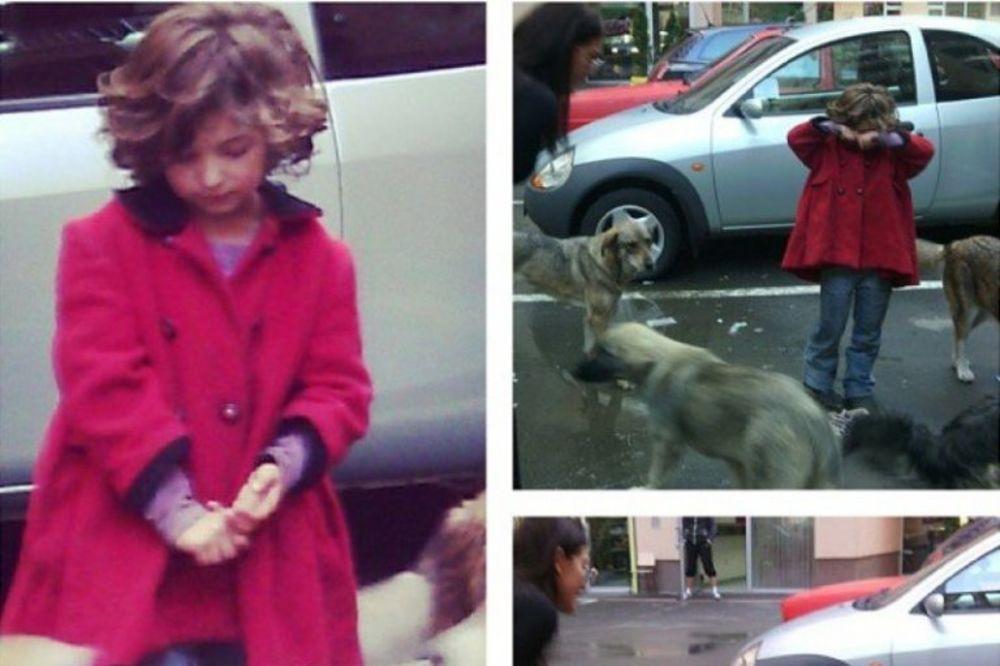 POMOZIMO MALOJ TAMARI: Devojčica (6) sama luta po Sarajevu, nema nikoga