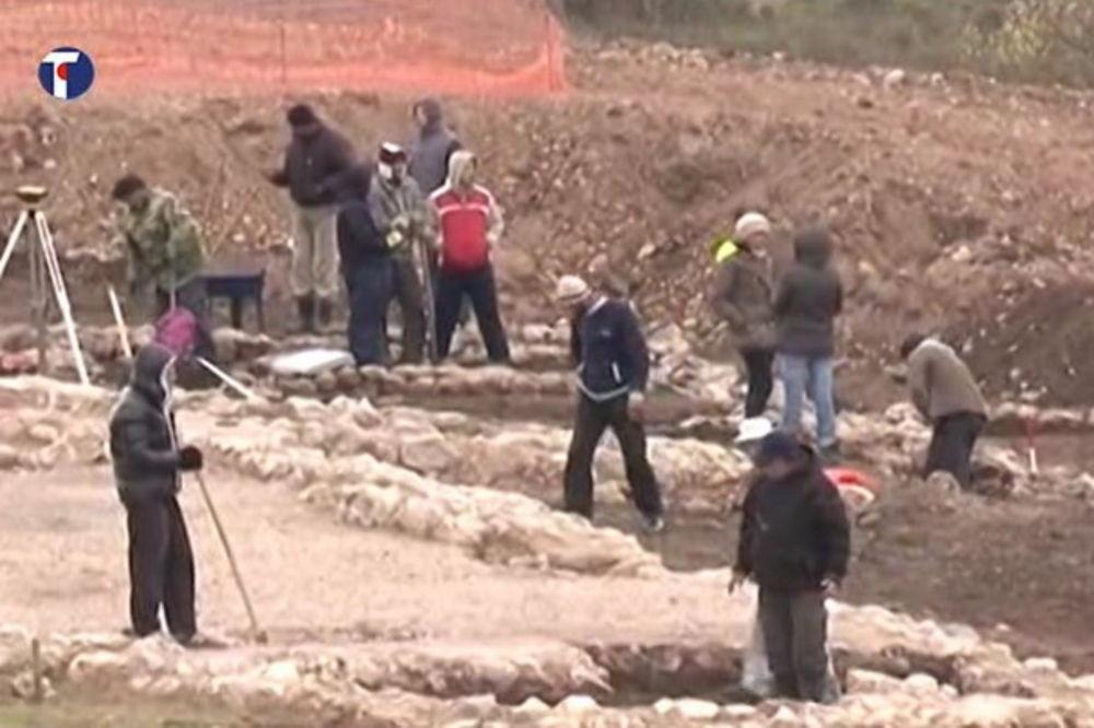 ARHEOLOGIJA NA KORIDORU 10: Šta sa bazilikom i atrijumom nasred autoputa