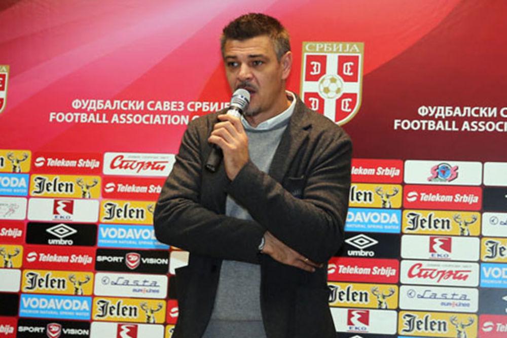 MILOŠEVIĆ: Ćurčić je jedini kandidat za selektora Srbije, Đorđević nije odbio da igra protiv Grčke