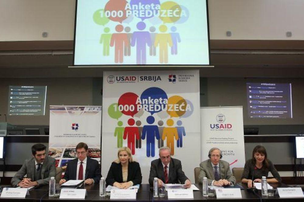 Mihajlovićeva: Poslovno okruženje u Srbiji se popravlja