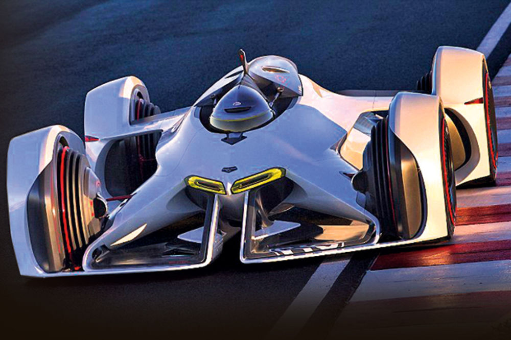 REVOLUCIJA: S laserskim motorom do vrtoglavih brzina