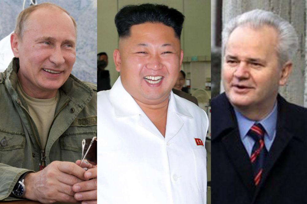 CENZURA U FUDBAL MENADŽERU: Zabranili Slobu, Putina, Džong Una, Kastra, Brejvika, Sadama...