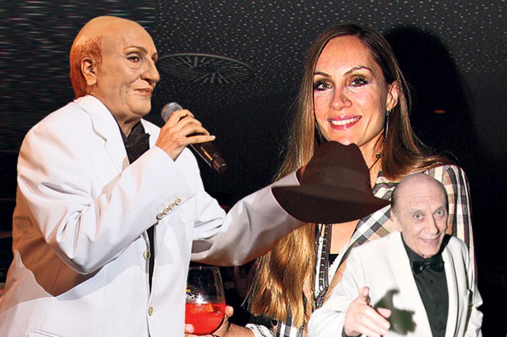 Tvoje lice zvuči poznato: Jelena skinula glavu Tozovcu!