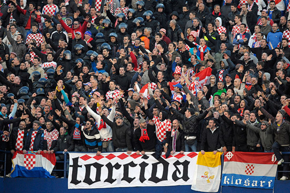 OTKAZAN HRVATSKI DERBI: Hajduk se solidarisao sa navijačima i nije izašao na teren protiv Dinama
