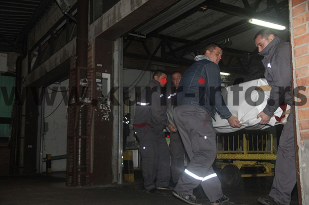 (VIDEO) TUGA: Telo nastradalog Marka Ivkovića dopremljeno u Beograd