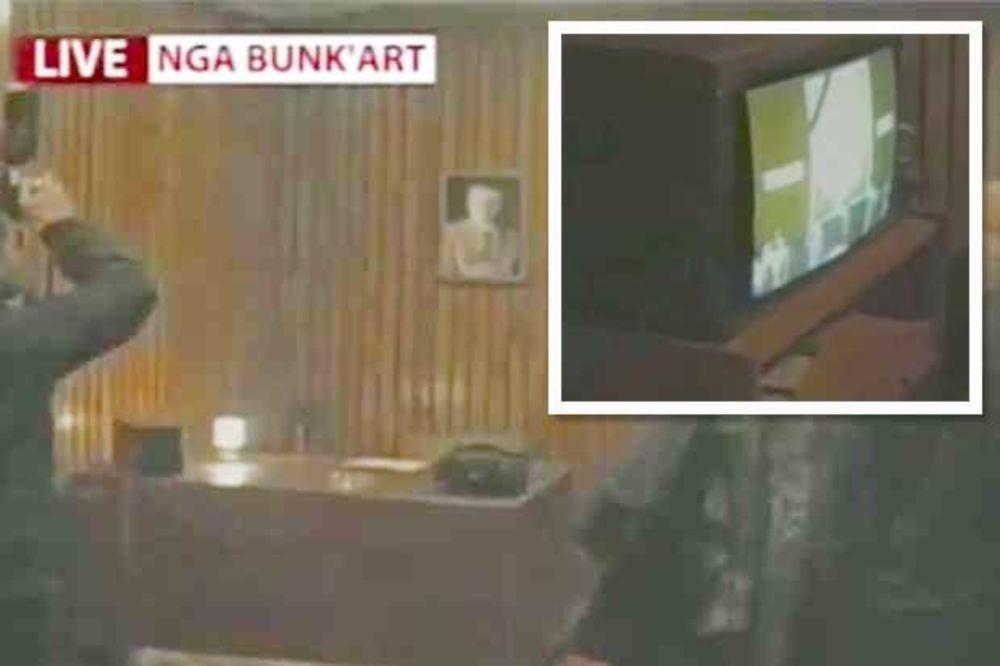 (FOTO) NAJVEĆA TAJNA ZLOGLASNOG REŽIMA: Otvoren bunker Envera Hodže