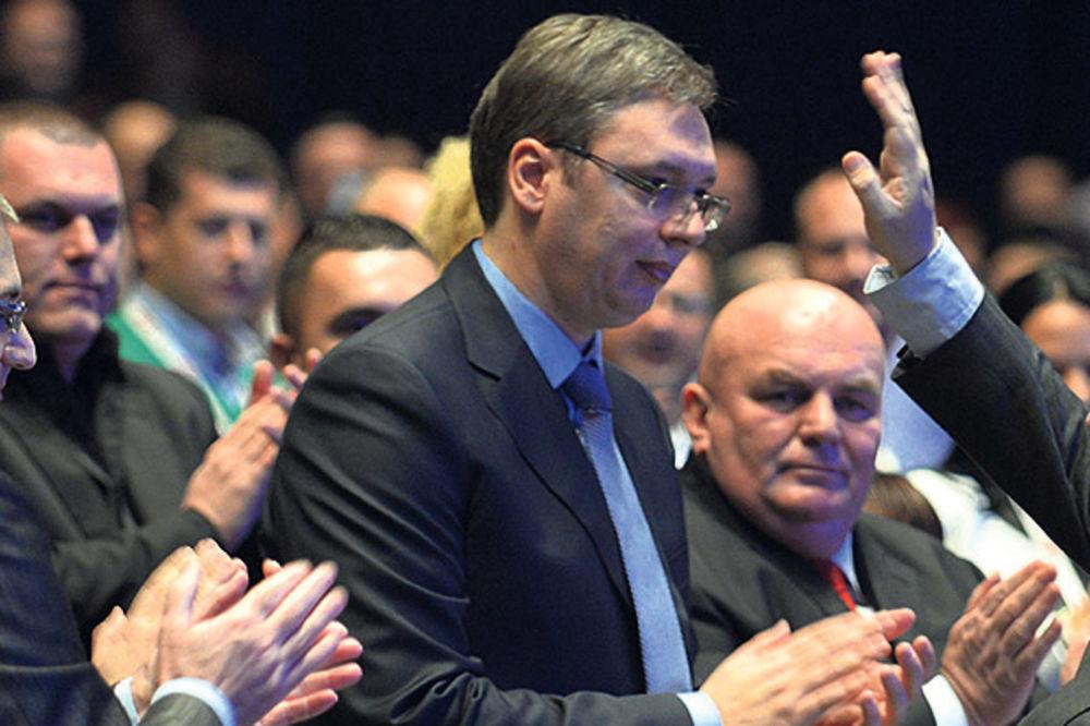 Palma: Podržavamo Vučića i reforme Vlade