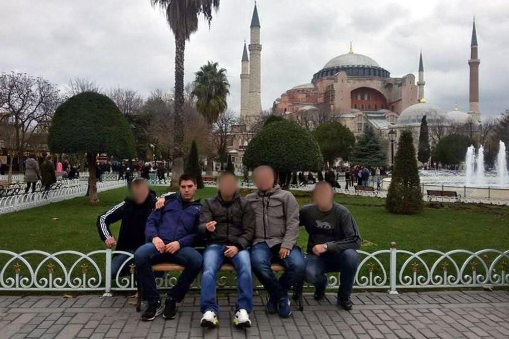 (FOTO) POSLEDNJA SLIKA: Fotografija Marka Ivkovića iz Istanbula
