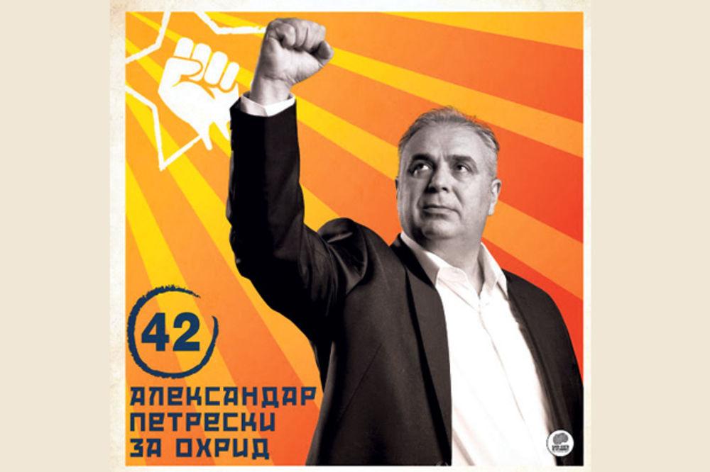 Bivši gradonačelnik Ohrida pao zbog korupcije