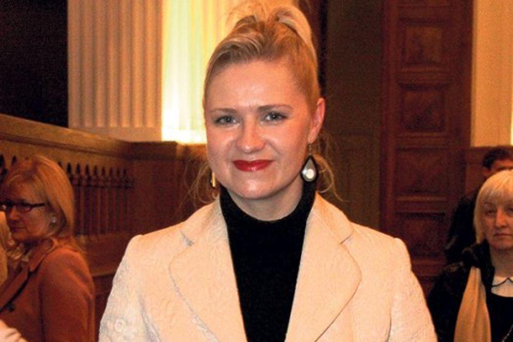 ANA SOFRENOVIĆ ZA KURIR: Beograd je ponovo postao moja baza!