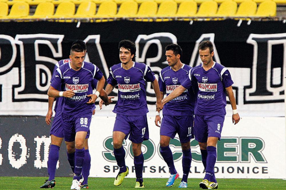 Novopazarci se našli u čudu zbog odlaganja utakmice