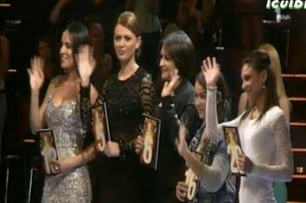 (VIDEO) ZVEZDE GRANDA: Elvedina, Slađana, Biljana, Lejla i Valentina su prošle dalje!