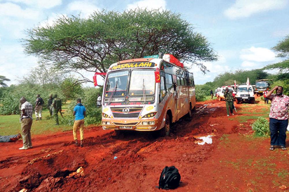 PREŽIVEO SAM GREŠKOM: Teroristi El Šababa rešetali školski autobus, na mene su zaboravili!